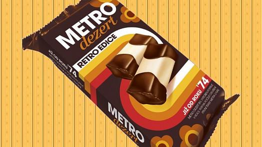 Retro okénko: Metro dezert vznikl na oslavu podzemky a živil spartakiádní cvičence