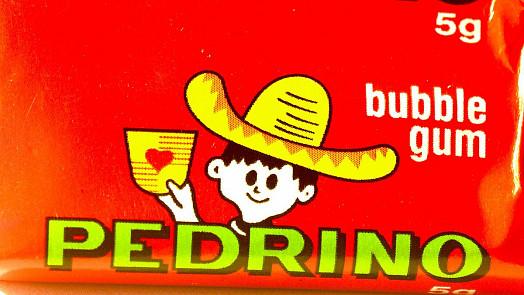 Příběh žvýkaček s klukem v sombreru: Směs na jejich výrobu se dovážela až z Nizozemska