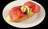Obložené chlebíčky jsou český vynález. Ty Paukertovy milovali už Hugo Haas i prezident Masaryk
