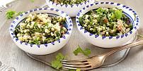 Holka u plotny radí: Jak udělat bylinkový salát tabouleh sbulgurem? Potřebujete hodně petrželky!