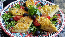 Holka u plotny radí: Jak udělat tuniský tajine? Potřebujete hodně vajec a sýra!