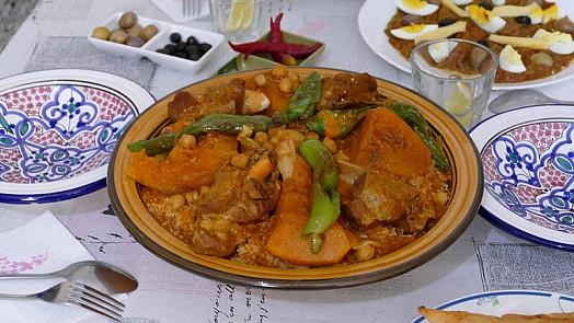 Autentická chuť Afriky: Uvařte si pravý tuniský kuskus podle tradičního receptu