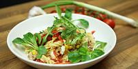 Nejlepší saláty do horkého počasí: Vídeňský bramborový zasytí, fit těstovinový osvěží
