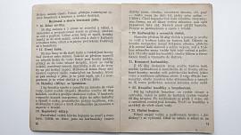 Vaření za Protektorátu: Maso nebylo, tak se jedly halušky se špenátem a kroupové karbanátky