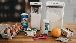 Vyhněte se moučným červům i ztvrdlému cukru: 10 rad, jak správně uchovávat potraviny