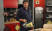 """""""Když nemáte kečup, přidejte tam hořčici!"""" Oblíbený lidový kuchař Jiří Babica slaví 60!"""