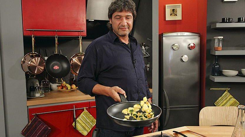 Foto z TV pořadu Babicovy dobroty. Zdroj: Archiv TV Nova
