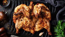 Pečené kuře 3x jinak: Na maďarský způsob, s citronem a česnekem nebo jako bažant