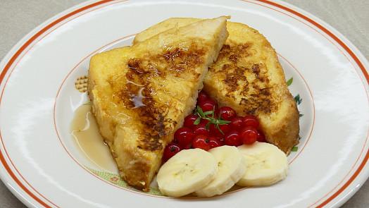 Sladká hádanka: Je francouzský toast opravdu francouzský?