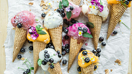 Jak vyrobit domácí zmrzlinu? Jde to snadno, rychle a zdravě