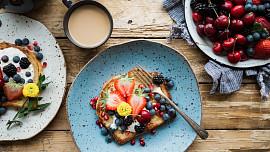 Snídaně je základ dne! Vyzkoušejte lahodné a jednoduché tipy, jak ji připravit
