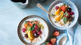Snídaně podle znamení zvěrokruhu: Beran potřebuje energii, Ryby jsou na smoothies