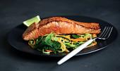 Nejrychlejší recepty: Vynikající losos z trouby hotový za 5 minut