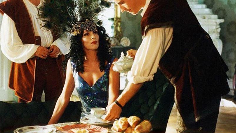 Zdroj: Česká televize, foto z filmu Jezerní královna (1999)