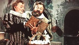 Recepty z pohádek: Jak vařit bez soli lépe než král Já I. a jeho rádce Atakdále