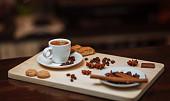 Už jste pili redespresso? Vypadá to jako káva, ale není to káva. A ani čaj