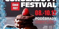 Čokoládový Festival 2017 Poděbrady
