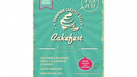 Druhý ročník CakeFestu je tady!