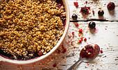 Nejsnadnější koláč na světě: Zkuste britský crumble a už nebudete chtít nic jiného