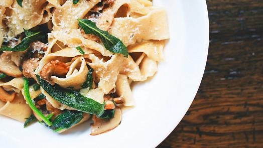 Pasta a basta: Vařte těstoviny jako Ital a už nikdy nebude chtít jiné!