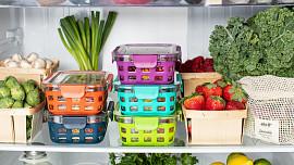 Skladujte jídlo správně a ušetřete: Víte, které potraviny (ne)patří do lednice?