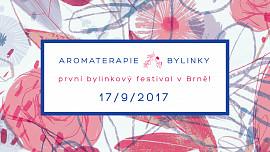Festival Aromaterapie & Bylinky zve na workshopy, aromajarmark a bylinkové speciality