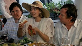 Filmové hostiny: Herci ze Slunce, seno, erotika si do Itálie opravdu přivezli vlastní jídlo