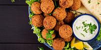 Fantastický falafel: Slavné arabské krokety zcizrny si snadno připravíte i doma