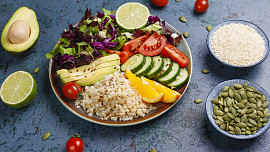 Low carb dieta je hit: Udělejte si květákové rizoto nebo dýňový knedlík bez mouky!