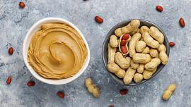 Arašídové máslo dříve platilo za lék na bolest zubů. Víte, jak tuto lahůdku využít dnes?