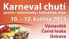 Karneval chutí zažijete na výstavišti v Ostravě