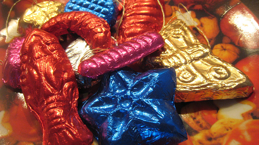 Vánoční tradice za socialismu: Kolekce od ROH a hodinové fronty na mandarinky