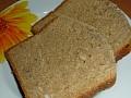 Domácí pekárna - první použití