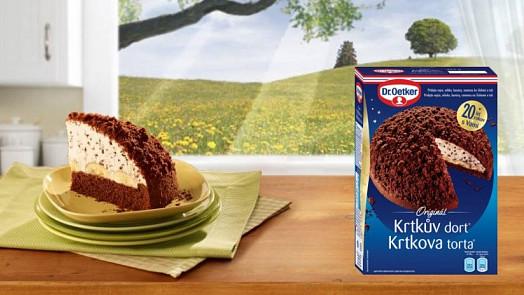 Slavný Krtkův dort slaví 20 let. Pojďte společně oslavit toto kulaté výročí soutěží o 100 narozeninových balíčků