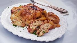 Holka u plotny radí: Vyčarujte z jednoho kuřete čtyři poctivá jídla a ušetřete