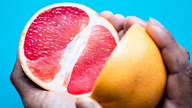 Grapefruit jako zdroj vitamínů není vhodný pro každého. Proč ho nikdy nejíst s cukrem?