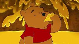 Medvídek Pú věděl, co dělá! Med vám pomůže od kocoviny i od vrásek