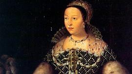 Kateřina Medicejská zavedla ve Francii vidličky a sklenice. Za manželem se stěhovala i s nádobím