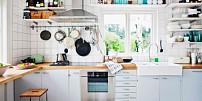 Moderní kuchyně vsázejí na police!