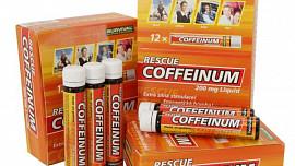 Nechcete být unavení? Kofein Vám může pomoci!