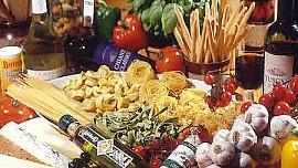 Nedělní oběd podle italské renesance