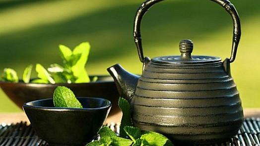 Netradiční použití čaje