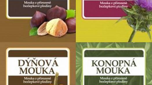 Nové netradiční mouky na českém trhu