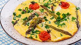 Šmrncovní omeleta po italsku: Upečte si frittatu podle zásad profesionálů