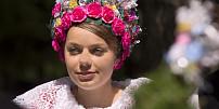 Oslava krojů i folkloru. Do Starovic se opět sjedou přátelé jižní Moravy
