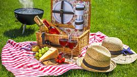 Oslavte léto piknikem!