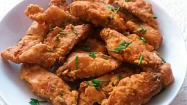 Když hranolky, tak zkapra! Připravte si doma nejslavnější specialitu Třeboňska!