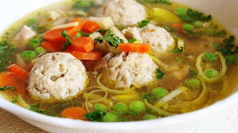 Nejlepší knedlíčky do polévek: Jak udělat výborné drožďové, chlebové či morkové?