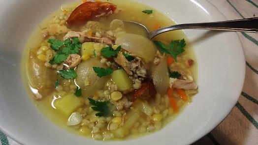 Rumfordská polévka: Ochutnejte jídlo chudých, o kterém psala i Božena Němcová