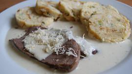 Klasiky ze školní jídelny: Tradiční křenová omáčka, jemná i řízná zároveň